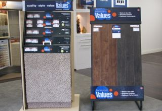 Messner Flooring carries carpeting and hardwoods that have great value